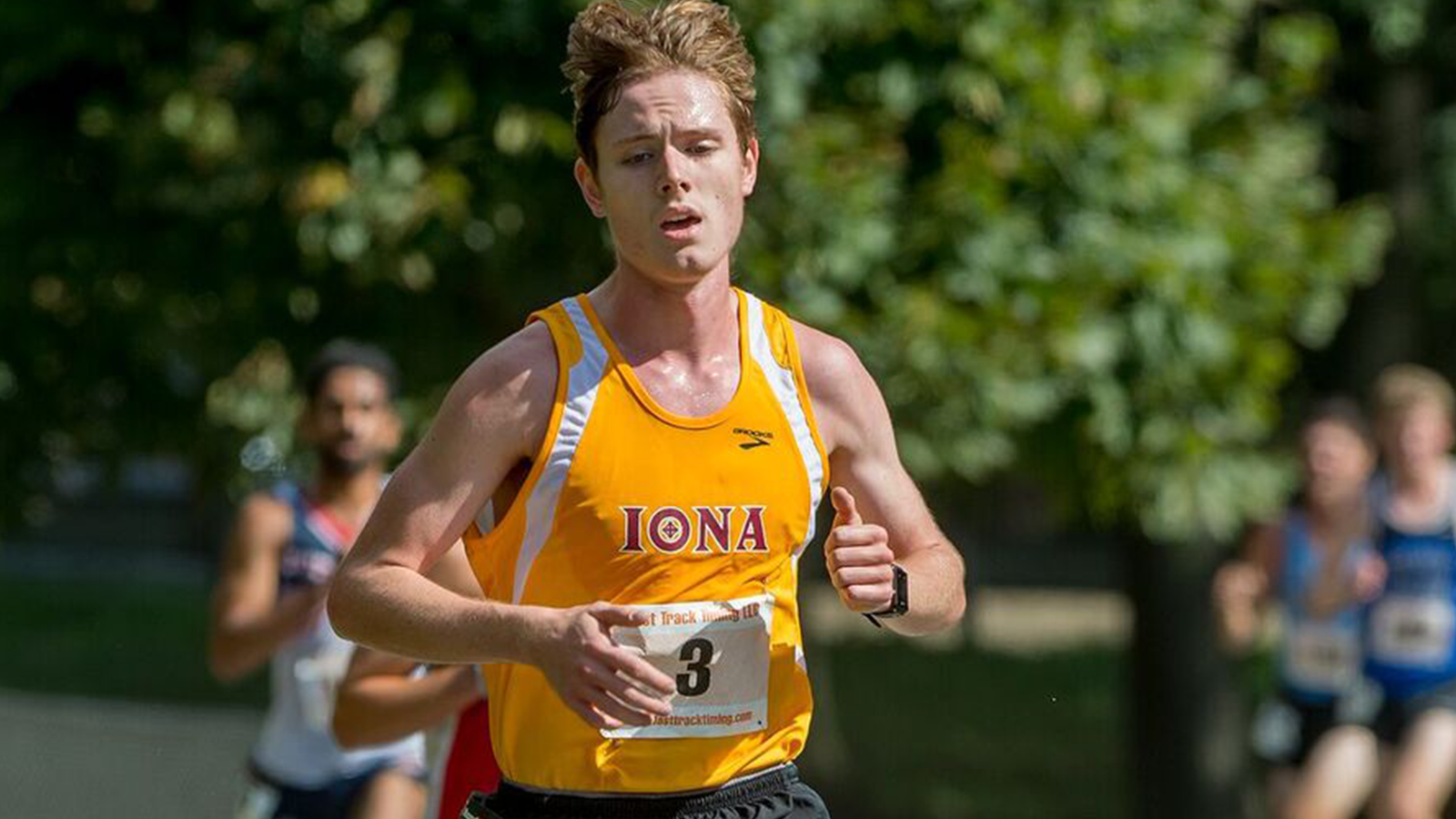 Men S Cross Country Takes Part In Princeton Invite Official